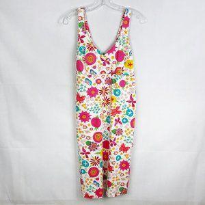 ! Vintage Harve Benard Multicolor Floral Dress